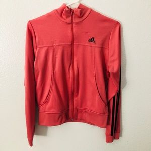 Small Adidas Zip Up